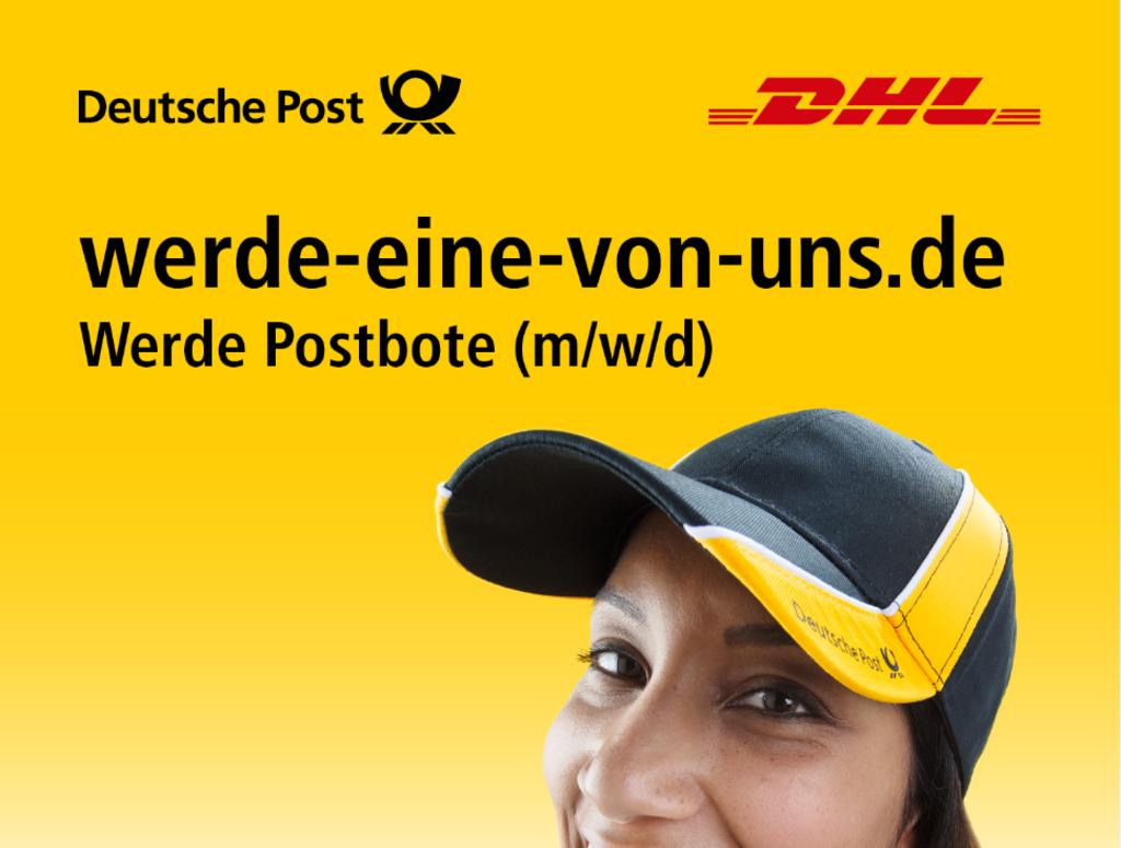 Deutsche Post Stellenangebot
